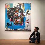 فروش بالای تابلو بدون نام ژان میشل باسکیا هنرمندی که در ۲۷ سالگی درگذشت!