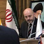 شهباز زمان نقاش ایرانی ، سفیر جمهوری چک را متعجب کرد!