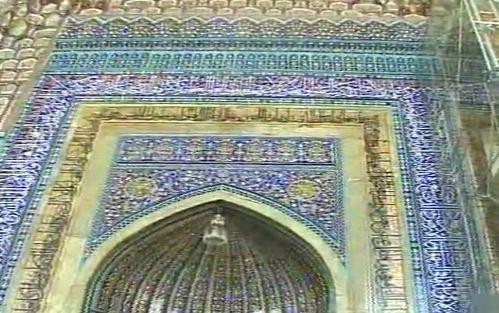 منبر مسجد گوهرشاد