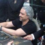 نمایشگاه کتاب تهران با حضور مازیار فلاحی خبرساز شد!+تصاویر