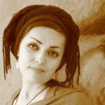 نمایش آثار شیوا عینی نقاش جوان کشورمان در چهلمین روز درگذشتش!