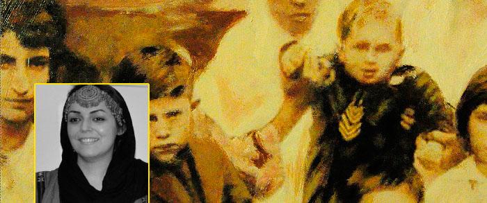 شیوا عینی نقاش