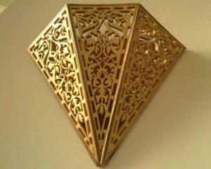 آشنایی با هنر مشبک کاری فلز از صنایع دستی کشورمان!