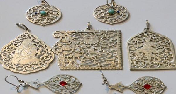 مشبک کاری فلز