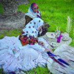 حصیربافی خراسان یکی از قدیمی ترین صنایع دستی ها!