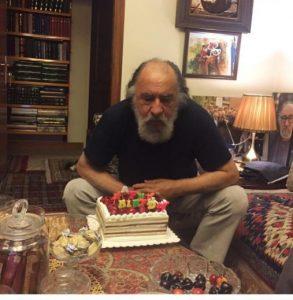 بیوگرافی داریوش ارجمند به مناسبت تولد ۷۳ سالگی اش!