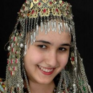 با هنر زیبای زیور سازی ترکمن آشنا شوید!