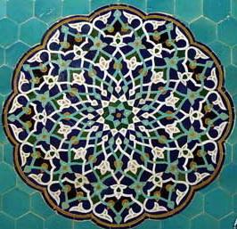 هنر کاشی کاری از هنرهای دستی و قدیمی ایران!