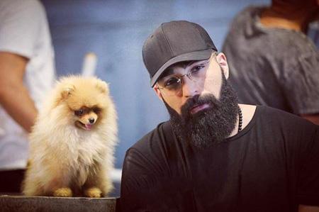 بیوگرافی حمید صفت خواننده جنجالی رپ!