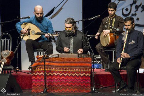 ششمین روز جشنواره موسیقی فجر