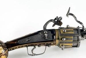 قدیمی ترین تفنگ تاریخ که بیش از ۴۰۰ سال عمر دارد!