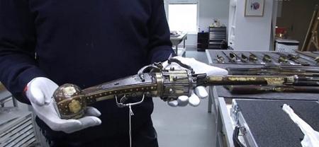 قدیمی ترین تفنگ تاریخ