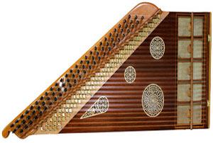 با ساز قانون قدیمی ترین ساز ایرانی آشنا شوید!