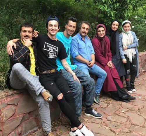 بیوگرافی بهرام افشاری