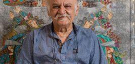 توصیه علی اکبر صادقی گرافیست مشهور ، به جوانان برای موفق شدن!