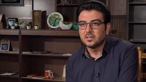 انتقاد آزاده نامداری از حامد عسگری