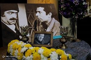 مراسم بزرگداشت عزت الله انتظامی در سنگلج