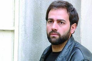 تصویری زیبا از آرش مجیدی در پیاده روی اربعین حسینی