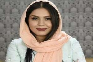 جدیدترین تیپ آزاده زارعی بازیگر ایرانی
