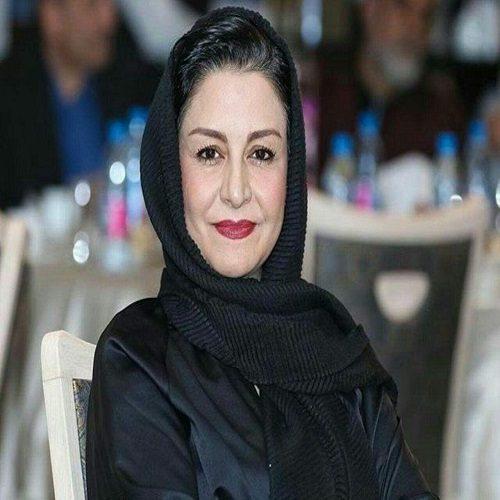 گریم بسیار متفاوت مریلا زارعی بازیگر ایرانی