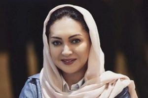 تبریک نیکی کریمی بازیگر ایرانی به خواهرش نازنین