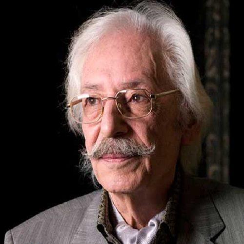 تصویری از جشن تولد ۸۴ سالگی جمشید مشایخی