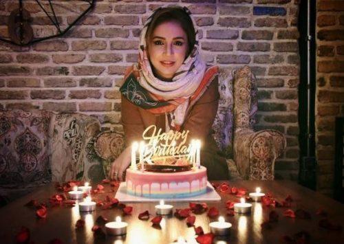 تولد شبنم قلی خانی