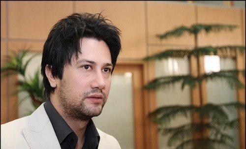 شاهرخ استخری بازیگر ایرانی
