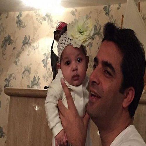 تصاویری از جشن تولد دختر منوچهر هادی و یکتا ناصر