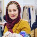 تیپ جدید و متفاوت آرام جعفری بازیگر ایرانی