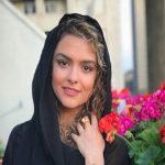 تصویری دیدنی از موتورسواری دنیا مدنی بازیگر ایرانی