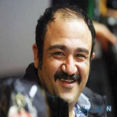 تست گریم مهران غفوریان در سریال نوروزی شبکه سوم سیما