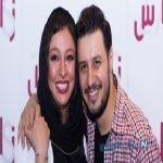 اکران مردمی فیلم پارادایس با حضور جواد عزتی و همسرش