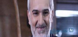 بیژن بنفشه خواه بازیگر ایرانی در سریال دنگ و فنگ روزگار
