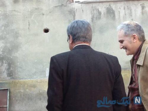 بیژن بنفشه خواه بازیگر ایرانی