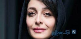 ساره بیات بازیگر ایرانی سوار بر ماشین لاکچری