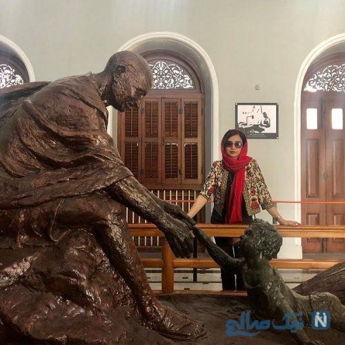 شبنم قلی خانی بازیگر ایرانی