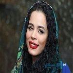 گریم متفاوت ملیکا شریفی نیا در فیلم سینمایی بازدم