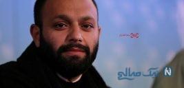صابر ابر با پوشش عجیب و غریب در جشنواره فجر