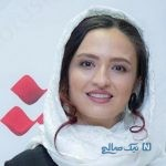 تیپ گلاره عباسی در کنسرت علی زند وکیلی