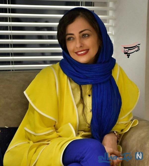 نفیسه روشن بازیگر ایرانی