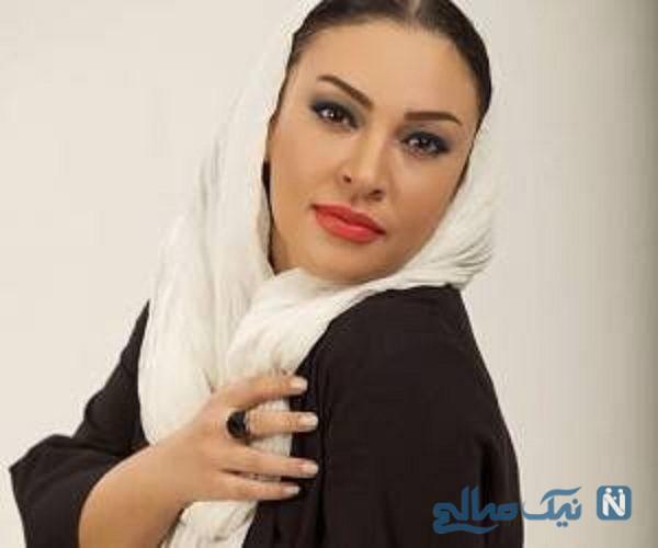 رونمایی از اهورا ؛ پسر زیبا بروفه بازیگر ایرانی