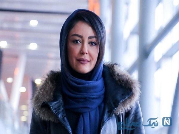 تیپ و ظاهر متفاوت شقایق فراهانی بازیگر ایرانی