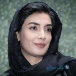 تیپ عجیب همسر سابق امین حیایی درکنار لیلا زارع بازیگر ایرانی
