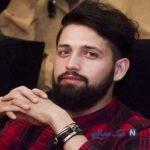 محسن افشانی سلطان حاشیه در مراسم ختم بهنام صفوی