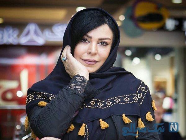 استایل مدلینگ خانم بازیگر مشهور سینمای ایران