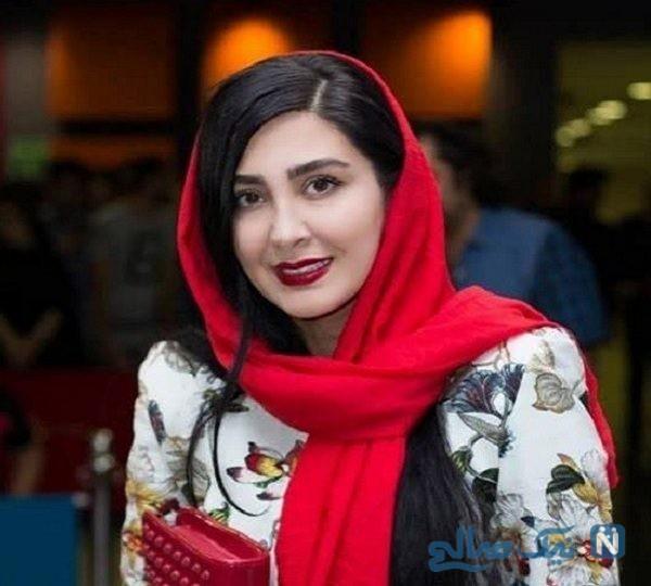 مریم معصومی بازیگر سینمای ایران با صدای سکوتی پر معنا