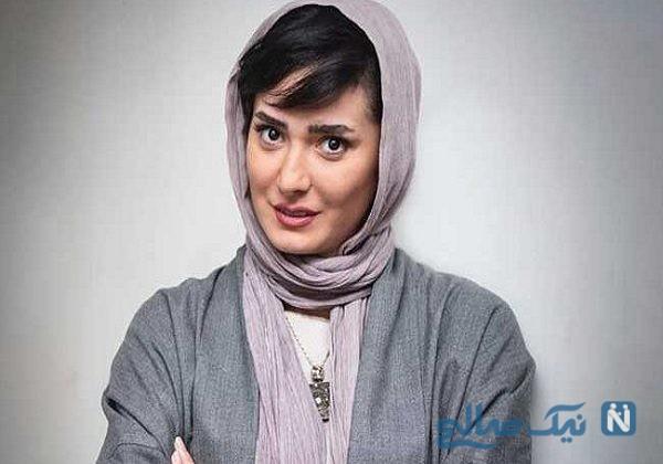 تیپ جدید مینا وحید بازیگر ایرانی در جشنواره فیلم شهر