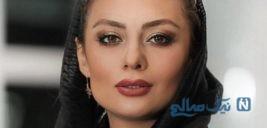 عکس هنری از یکتا ناصر بازیگر ایرانی در اینستاگرام
