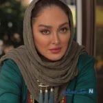 تاجگذاری الهام حمیدی بازیگر محبوب ایرانی